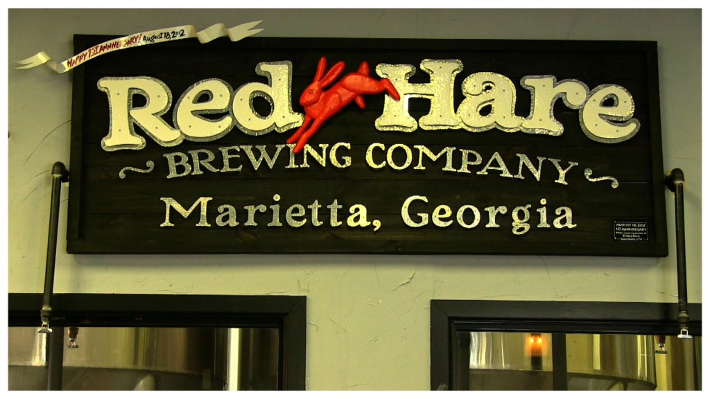 Red Hare Brewery in Marietta, GA