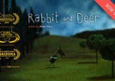 Rabbit and Deer: A Film by Péter Vácz