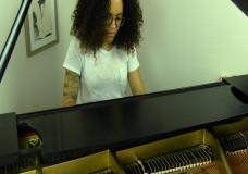 Alexa playing piano 2