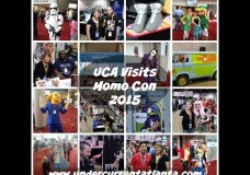 Momo Con 2015: Dan Carroll and Parson Petchor