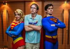 Photographer Jeff James talks about Dragon Con