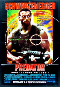 PREDATOR Podcast movie poster