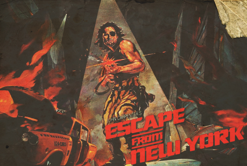 Six Degrees of Schwarzenegger Podcast – Escape from New York